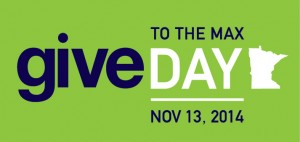 Give to the Max 2014 logo