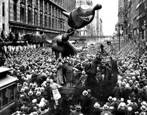 1931 Macy's Parade