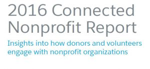 Connected Nonprofit 2016 Report header
