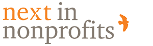Next in Nonprofits logo