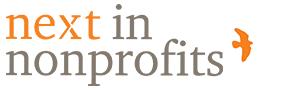 Next in Nonprofits logo