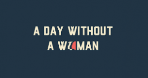 A Day Without a Woman logo