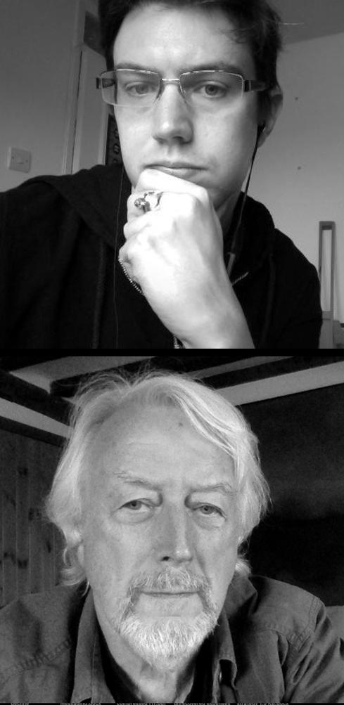 Joe Burnette (top image) and Ken Burnett